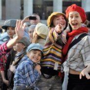 «Ревюшки» приняли участие в международной постановке в Петербурге