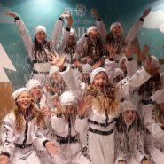 Зимние приключения БелВэб вместе с «Ревю»