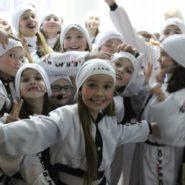 Концертный состав «Ревю» выступил на Дне работников сельского хозяйства