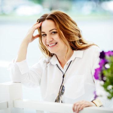 Интервью Натальи Романовой журналу Город Женщин