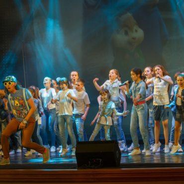 Отчетный концерт студии «Граффити»