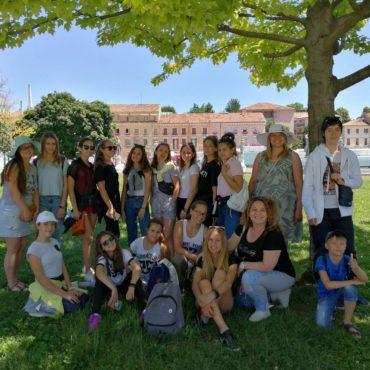 Наше путешествие в Италию